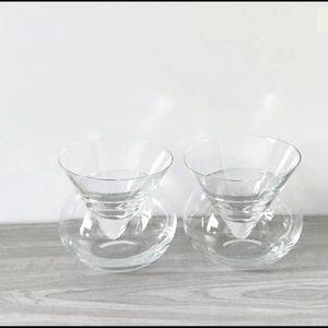 Libbey Martini Chiller Glasses Shrimp Cocktail